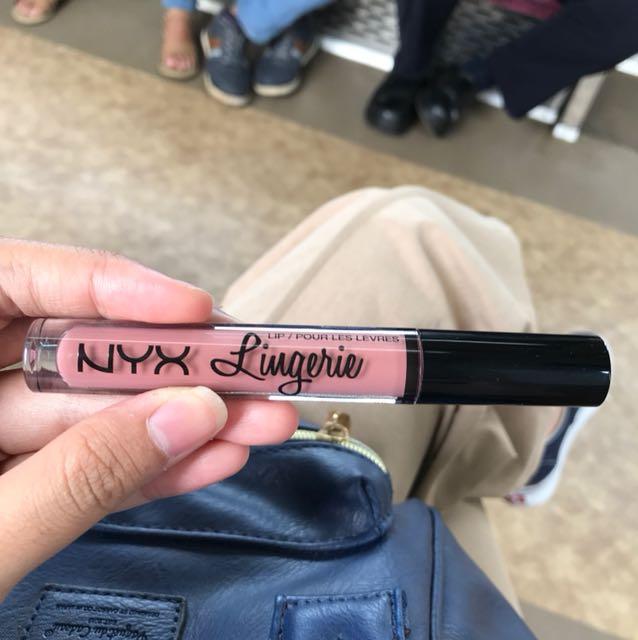 Nyx lingerie no 8