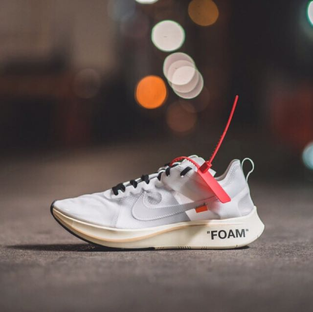 15be1f9c8e0 OFF WHITE X NIKE ZOOM FLY
