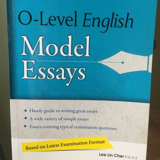 o level english essay examples