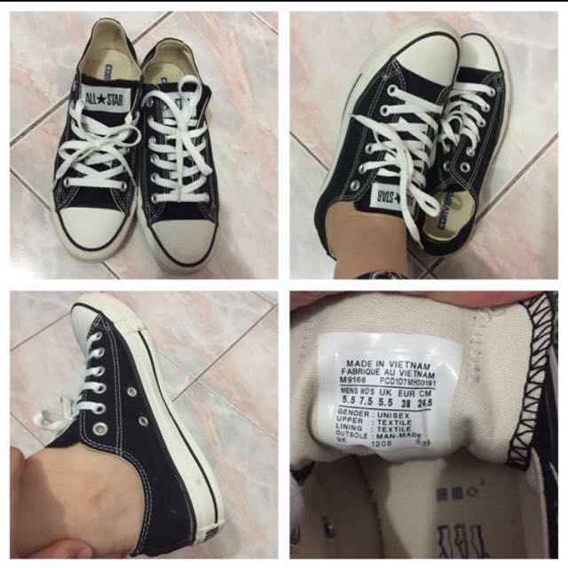 Orig Converse Shoes