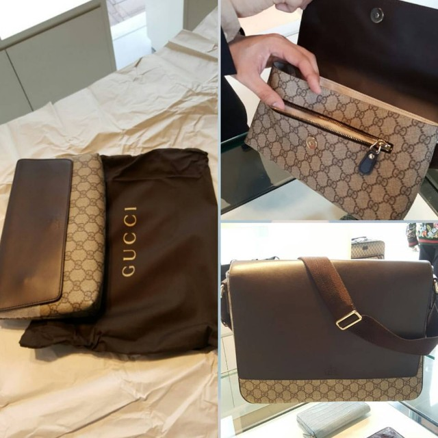 c070a5aa9d4 ORIGINAL GUCCI BELT BEG