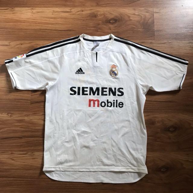 new product 46df0 b3508 Original real madrid zidane jersey