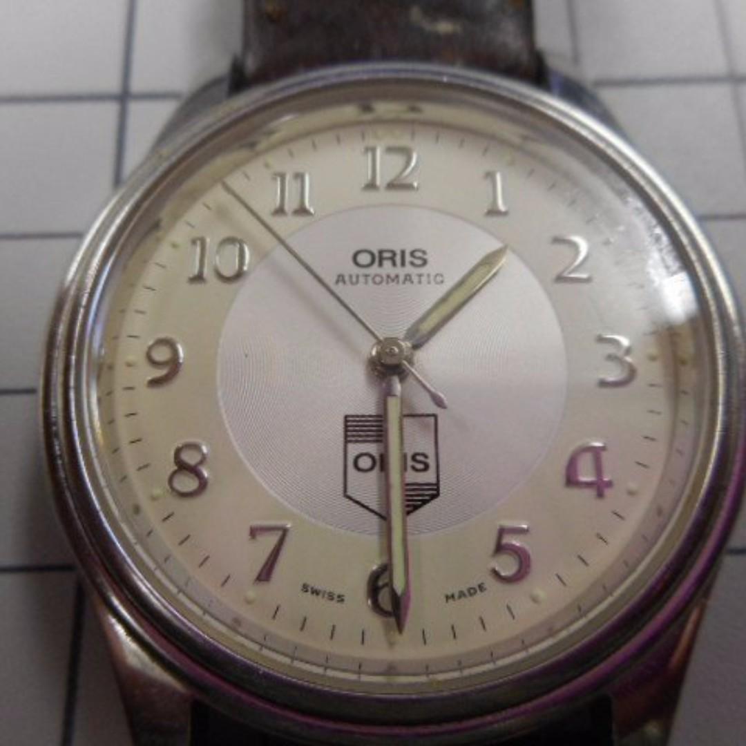 ORIS飛行自動錶