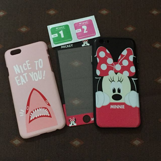 Paket Case iPhone 6/6S