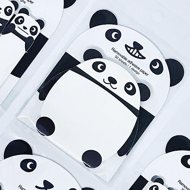 Panda Post Its
