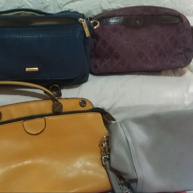 prelove 4pcs sling bag