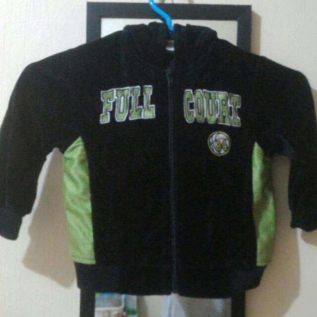 Preloved jacket for boys