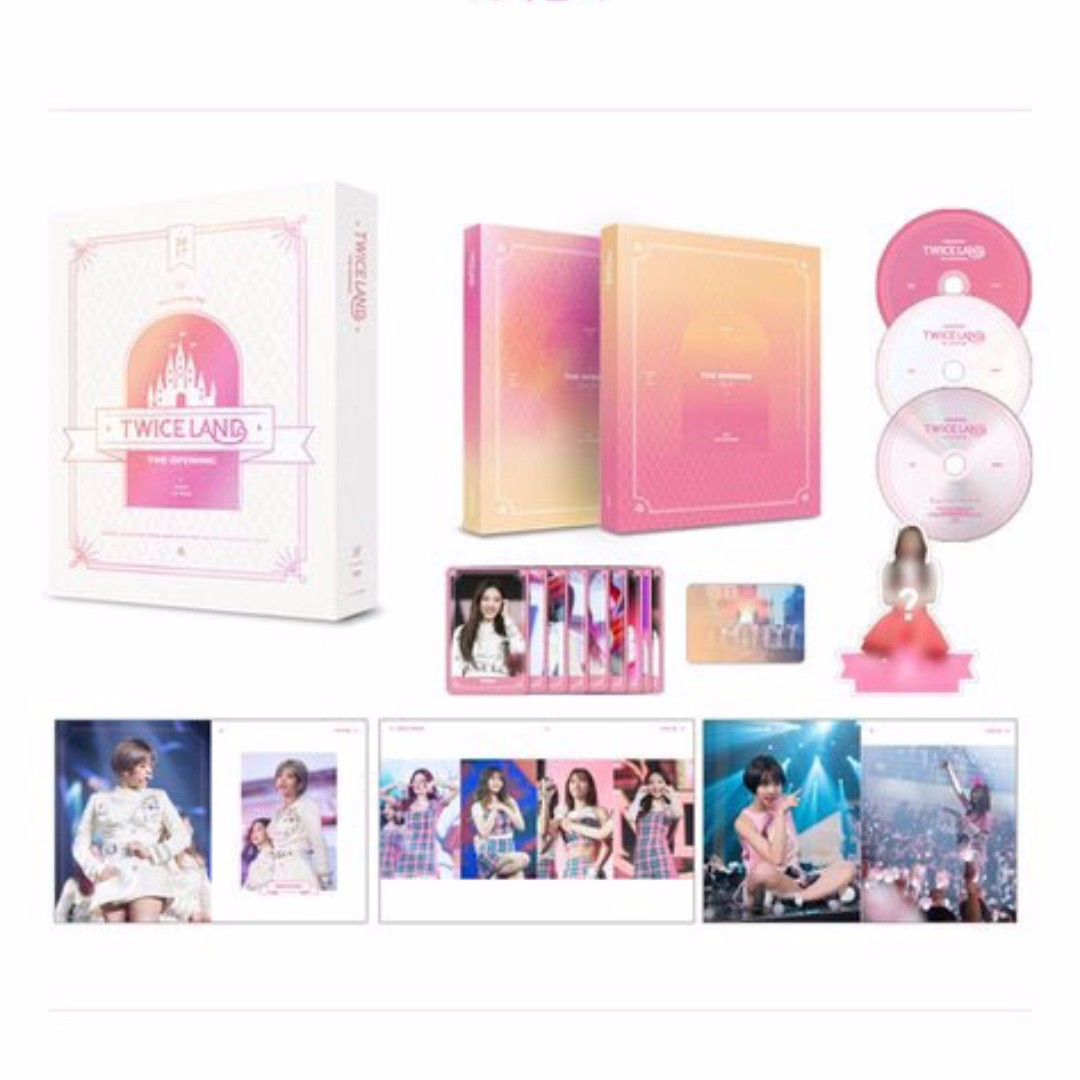 [PREORDER] TWICE 1st Tour - TWICELAND The Opening