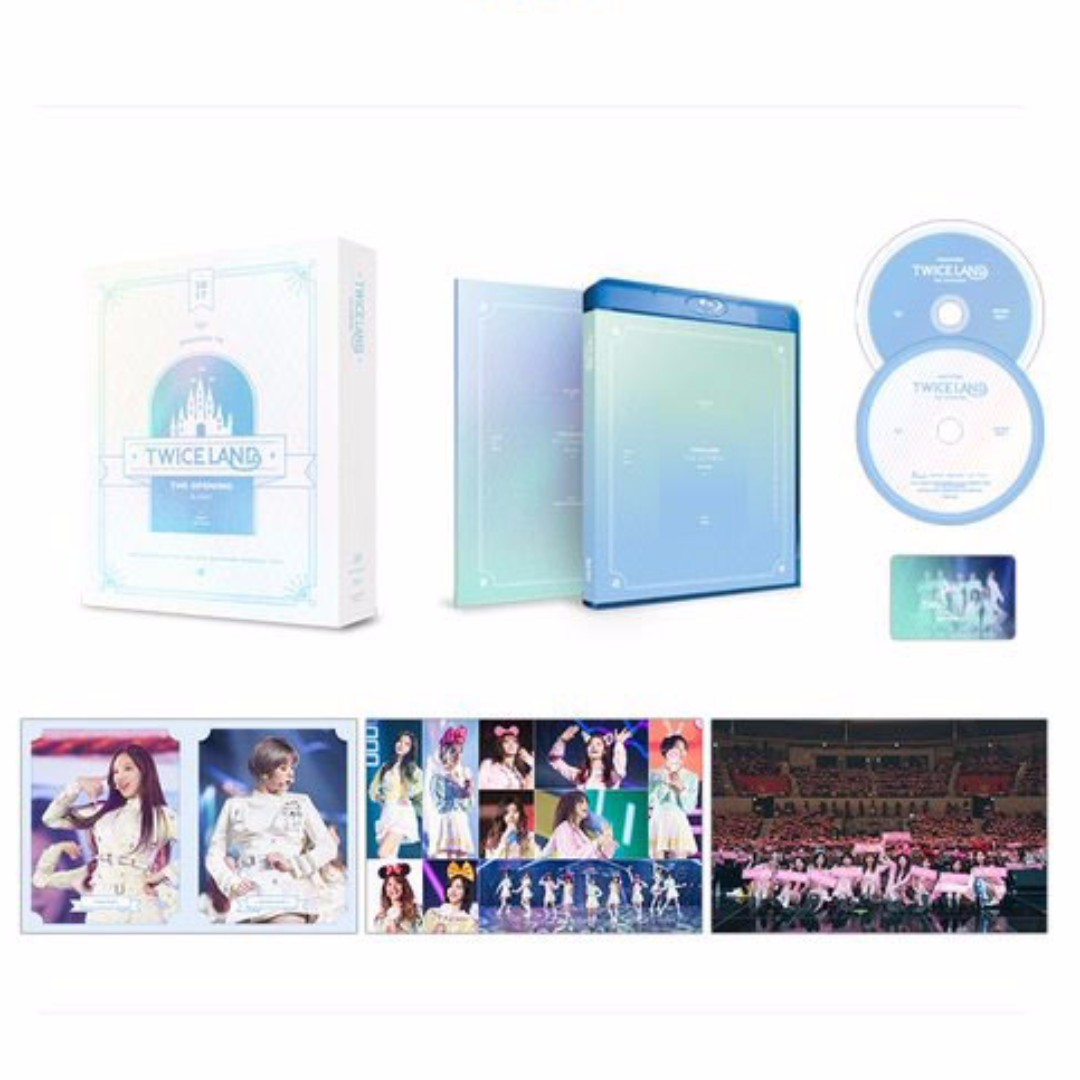 [PREORDER] TWICE 1st Tour - TWICELAND The Opening (Blu-Ray)