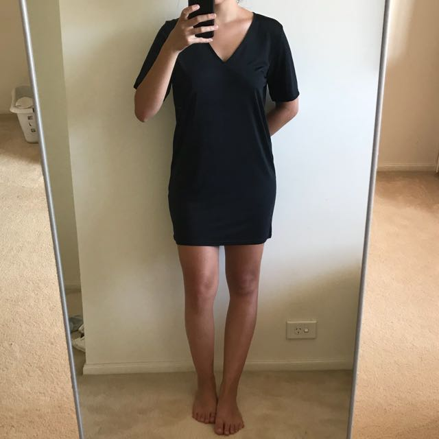 Pretty little thing tshirt dress