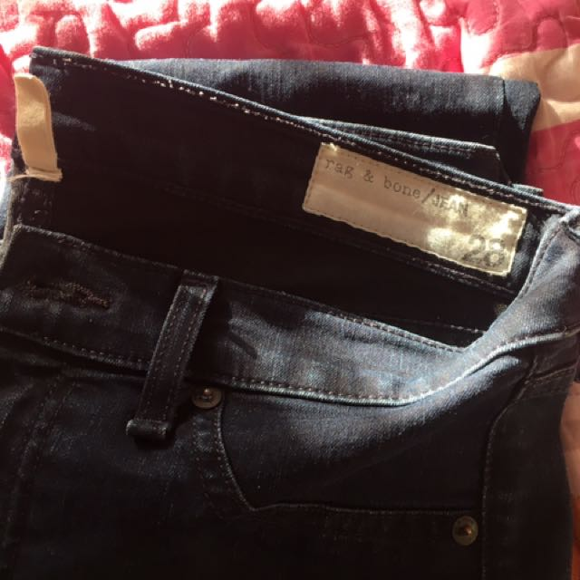 Rag and bone jegging size 28