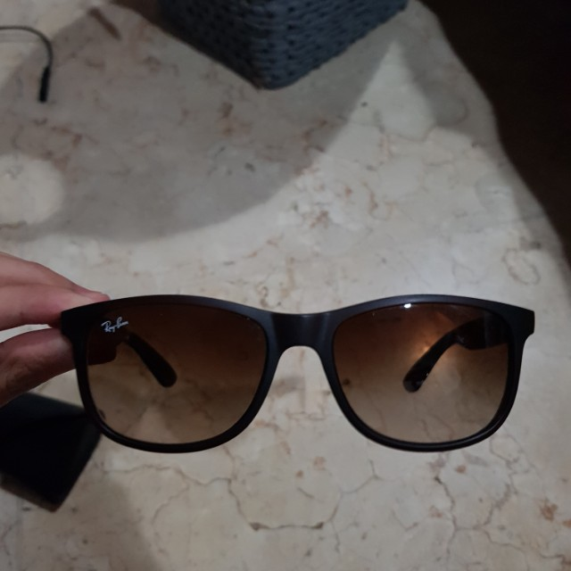 01bec373a9 Rayban Andy brown gradient