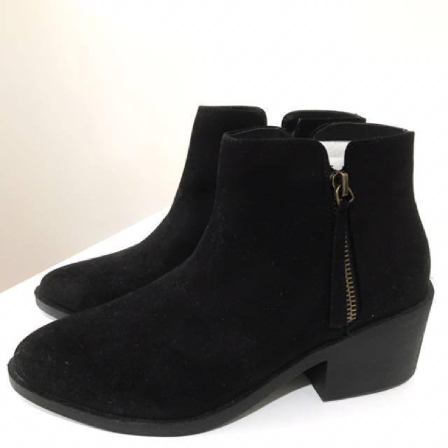 REPRICED!! Forever 21 Booties