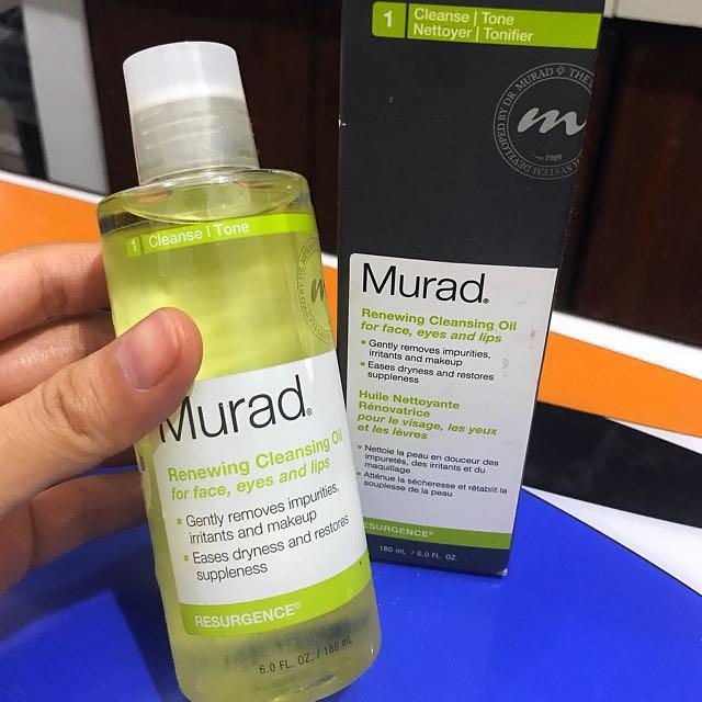 REPRICED:Murad MakeUp Remover Resurgence