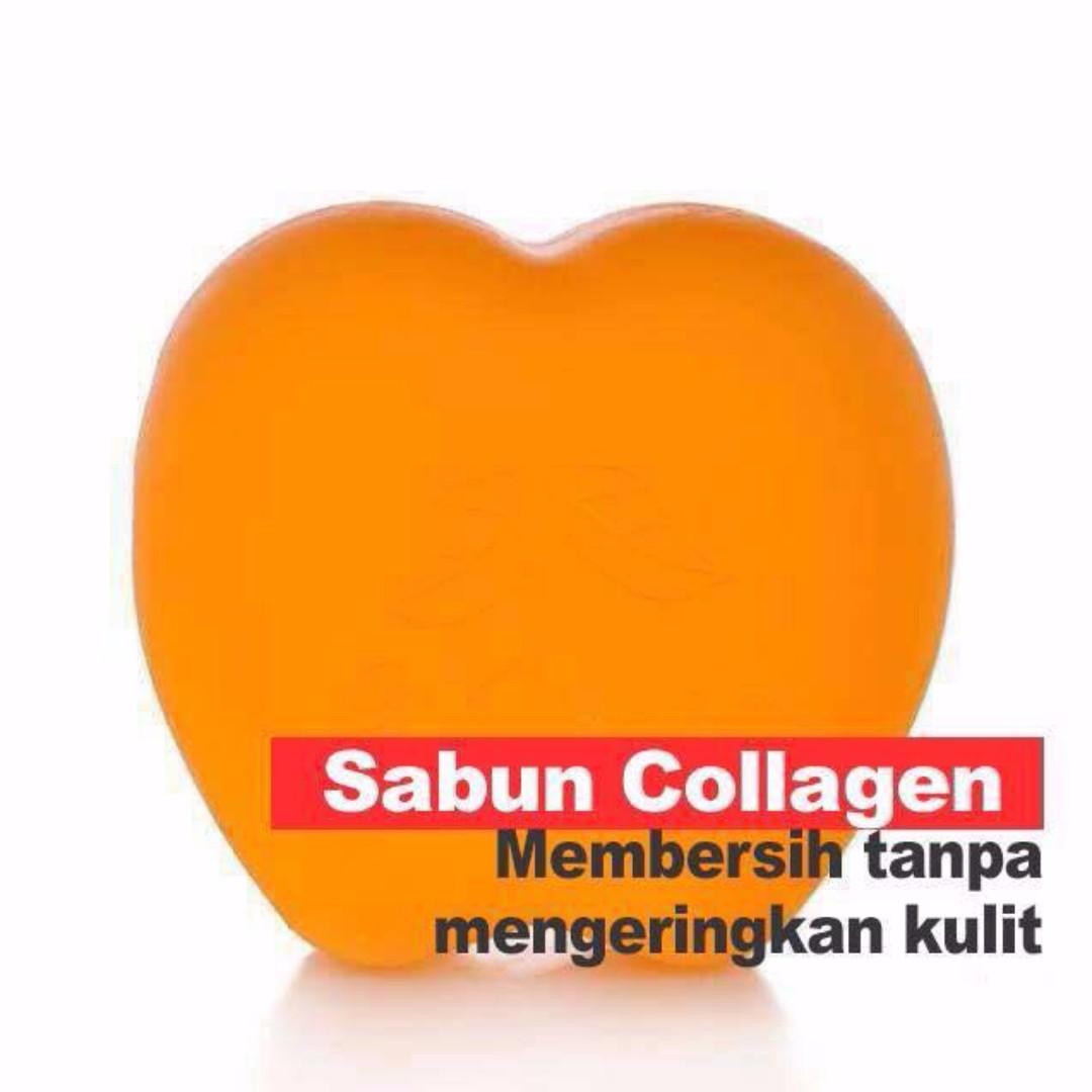 Sabun Collagen Natasya Gold Health Beauty Skin Bath Body On Colagen Photo