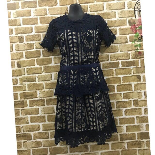 Self Portrait Dress - Premium yaas!!