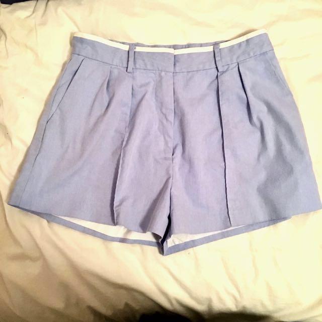 Sheike lavender shorts