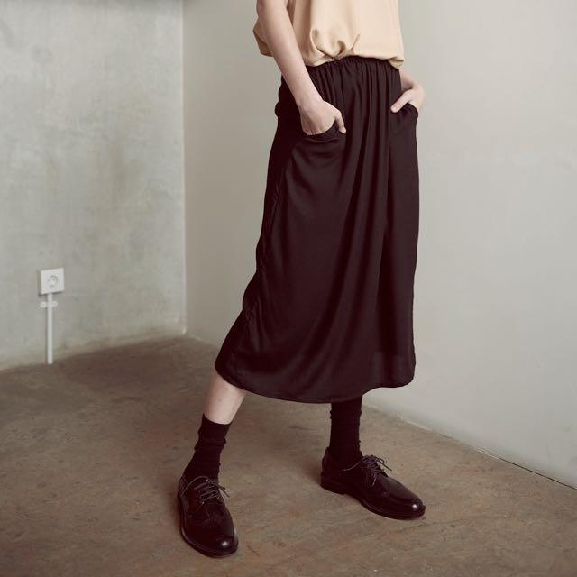 Shopatvelvet Houston Skirt - Black