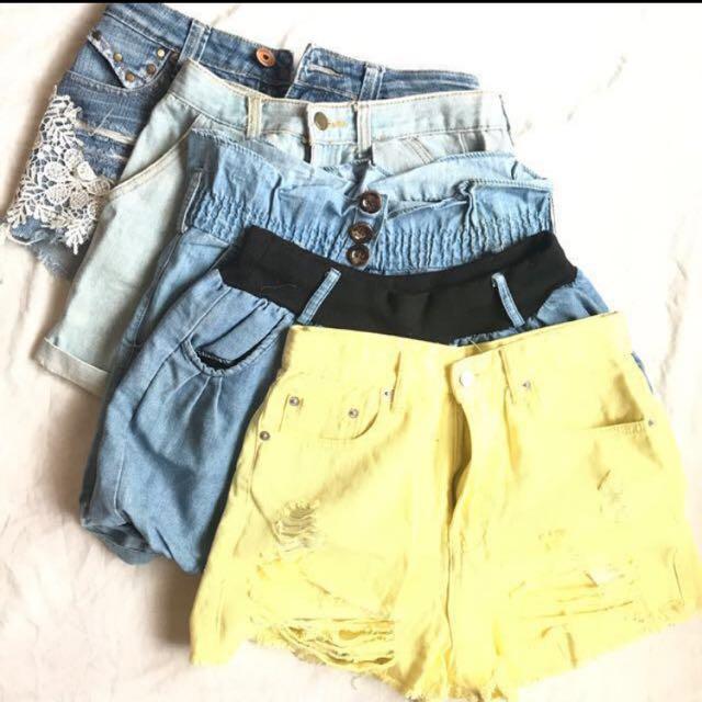 Shorts Bundle Take All