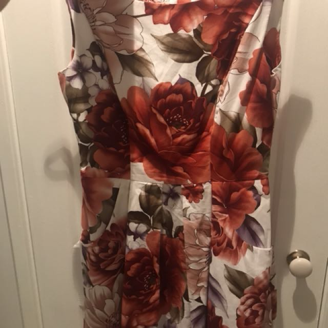 Size 12 Dress from Jess and I boutique