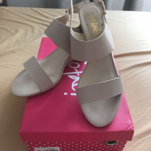 So Fab Sandals