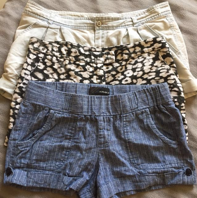 Take all Forever 21 H&M Women's Shorts