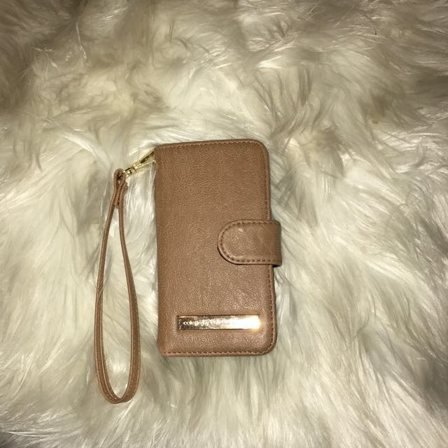 Tan iPhone 6s Case Wallet