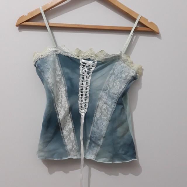 Tanktop lace Tosca morgan
