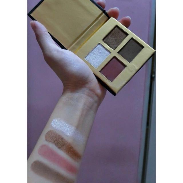 The Candy Skin Eyeshadow Palette Quad #05 Kogecha #PBF80