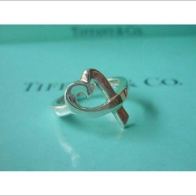 Tiffany & co 戒指