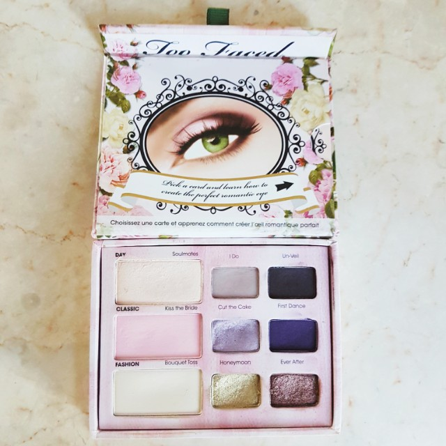 Too Faced Romantic Eyeshadow Palette
