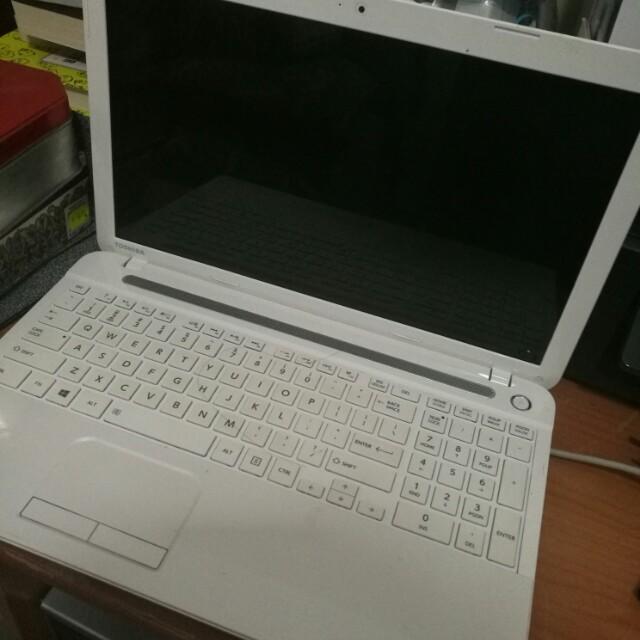 Toshiba Laptop!