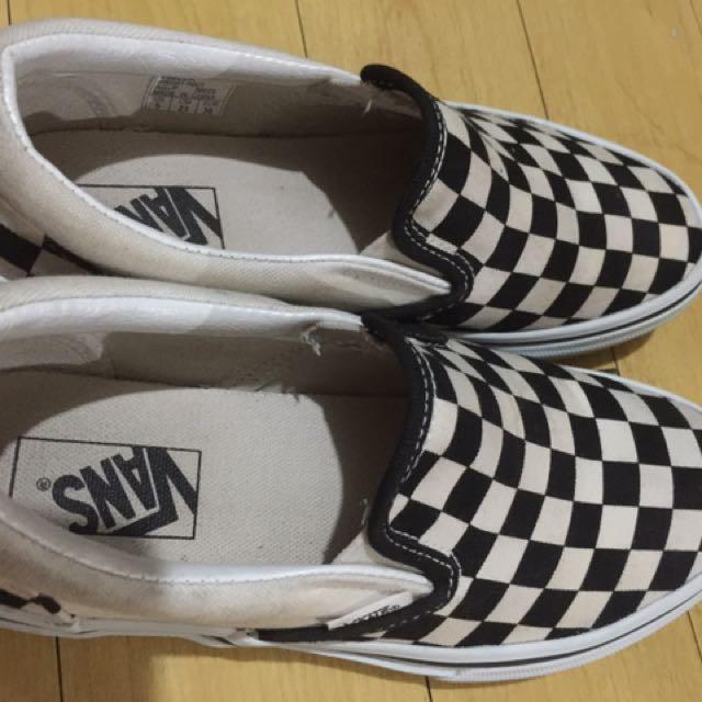 Vans shoes rush!