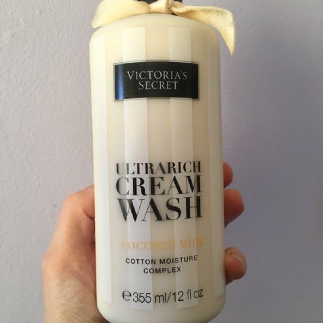 Victoria Secret Ultrarich Cream Wash
