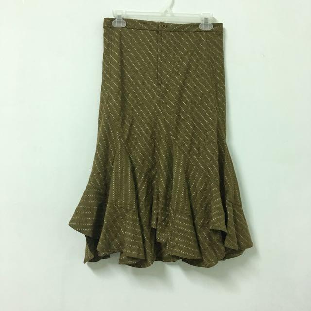 Vintage 復古魚尾裙