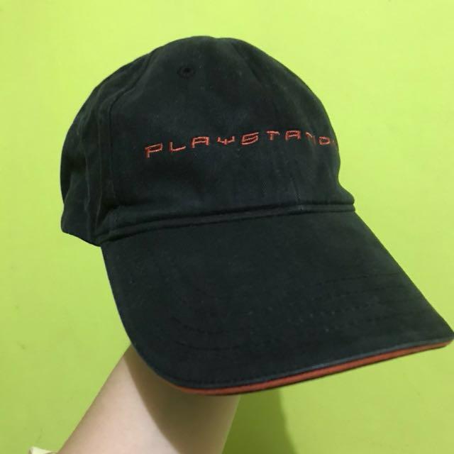 Vintage Playstation 3 Cap