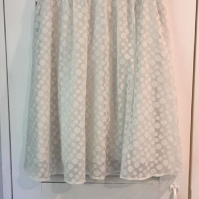 Whistle high waisted skirt