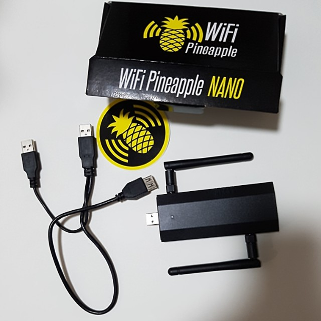 WiFi Pineapple - NANO Basic