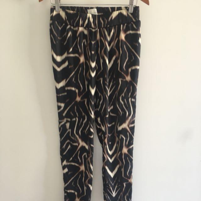 Witchery Silk Harem Pants