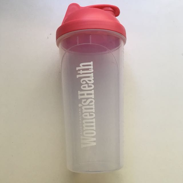 Womens Health Bottle