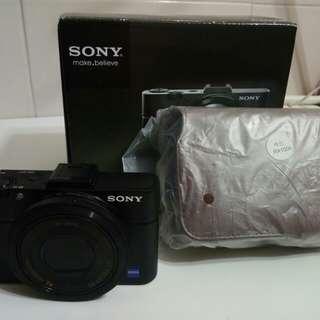 Sony RX100 Mark2