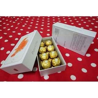 Iphone6 盒子 金莎 聖誕禮物 禮物盒