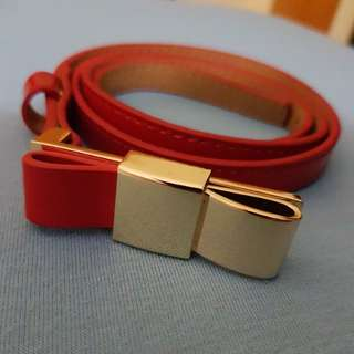Charles and Keith Belt