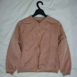 Pull and Bear Lookalike Bomber Jacket
