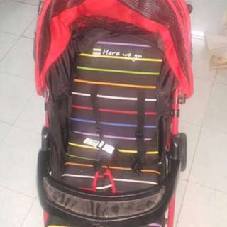 Baby stroller LC100 second