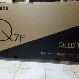 "Samsung 65"" Qled Tv"
