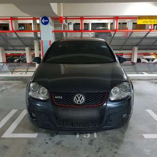 Volkswagen golf gti for rent