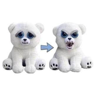 可愛驚嚇獨角獸. 雪雪熊款💓💜💝🦄🦄🦄🦄🦄🦄