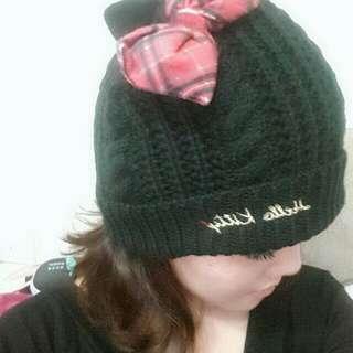🚚 日本Kitty毛帽