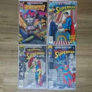 DC 1991 Armageddon 2001 Comics